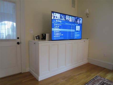 Hydraulic Lift Tv Cabinet by Hydraulic Tv Lift Cabinets Center Design