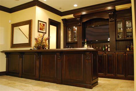 Custom Bar Cabinets by Custom Bar