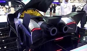 Auto 16 : 5 000hp supercar revealed in dubai auto transport ~ Gottalentnigeria.com Avis de Voitures