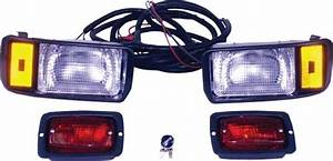 Club Car Light Kits