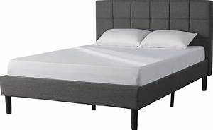 Colby Upholstered Platform Bed & Reviews AllModern
