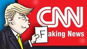Top 10 CNN Fake News Stories - YouTube