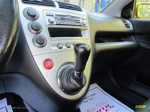 2002 Honda Civic Si Hatchback 5 Speed Manual Transmission