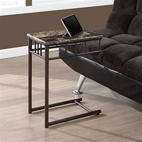 sofa table living room food bedside tables coffee stand couch tray ebay