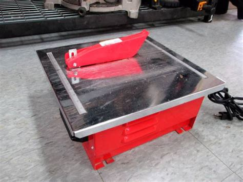 chicago electric tile saw 40315 chicago tile saw espotted