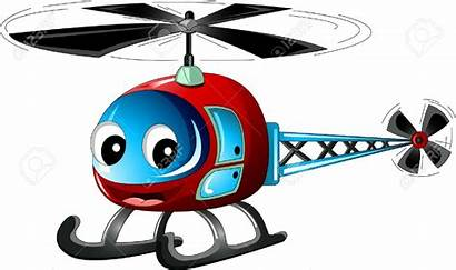 Helicopter Clipart Blades Helicopters Cartoon Army Cliparts