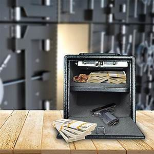 Serenelife Pistol Gun Safe Electronic Security Box With
