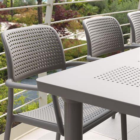 tavoli plastica giardino tavolo da giardino libeccio nardi