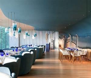 The Ocean Restaurant Created by Substance Design Studio