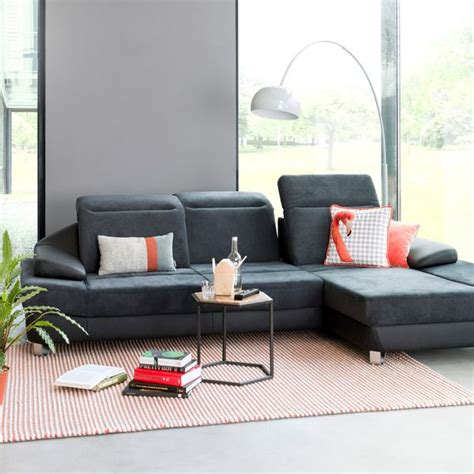 salon canapé d angle canapé d 39 angle 15 modèles pour un salon design côté maison