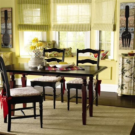drop leaf dining table red at pier 1 home dec