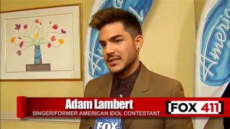 adam lambert queen audition adam lambert about idol auditions touring with queen
