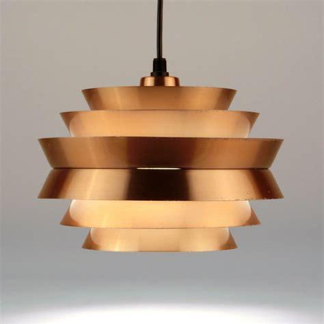 Danish Modern Pendant Hanging Lamp Fog Morup Carl Thore