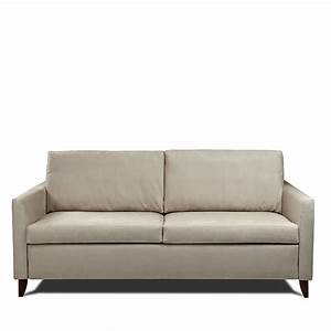 Used american leather sleeper sofa ansugallerycom for Sectional sleeper sofa used