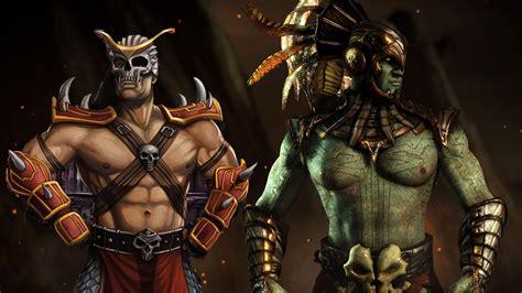 Shao Kahn/kotal Kahn Vs Marvel Street Team