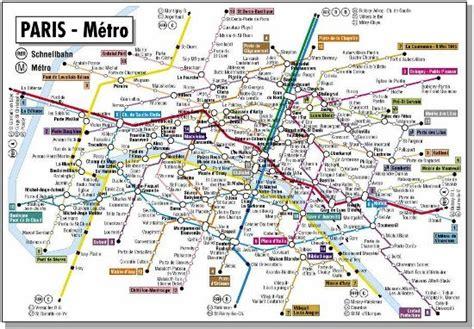 Paris Karte Pdf