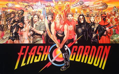 Alex Ross Donates Art For Flash Gordon Anniversary Event