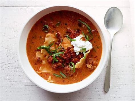 lasagna soup recipe food network kitchen food network