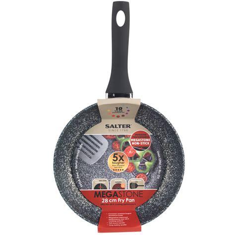 salter megastone frying pan cm home store