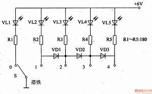 Motorcycle Gears Indicator  2  - Control Circuit