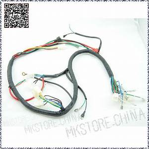 Aliexpress Com   Buy Quad Wiring Harness 200 250cc Chinese