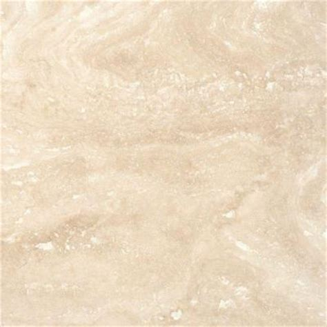 tuscany home depot ms international tuscany ivory 18 in x 18 in honed travertine floor and wall tile 9 sq ft