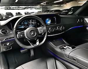 "New S-Class interior - rafael weinberger ® (@rafael__weinberger) on Instagram: ""the new S-Class ..."