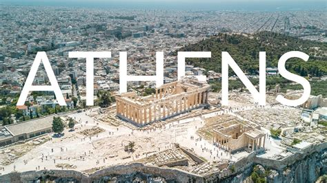 The Best Things To Do In Athens Greece Youtube