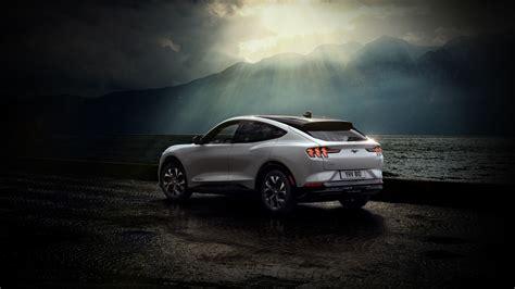 ford mustang mach      wallpaper hd car
