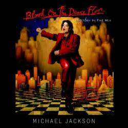 blood on the dance floor album cover