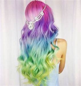 Best 25 Neon hair color ideas on Pinterest