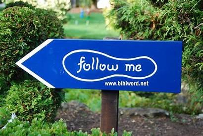 Jesus Follow Said Sinners Afraid Biblword Did