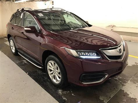acura rdx dr suv wtechnology package  lufkin tx