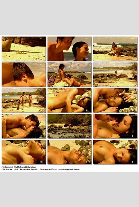 "Preview Pics of Dany Verissimo Naked in ""Les tropiques de l'amour (series)"" (2003) - Nude Videos ..."