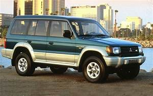 Used 1995 Mitsubishi Montero Suv Pricing
