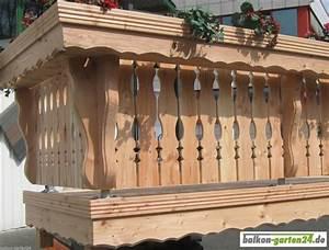 Blumenkasten Holz Balkon : blumenkasten konsole fichte von balkon ~ Orissabook.com Haus und Dekorationen
