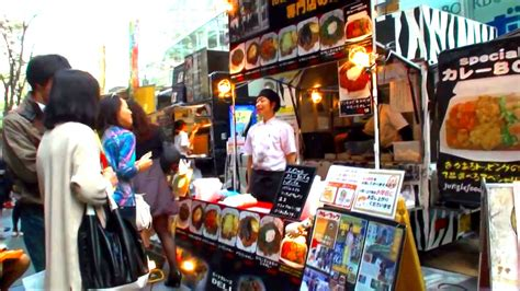Japanese Street Food - Lunch Truck Sells The World