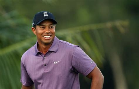 Tiger Woods Biography and Golfing Stats