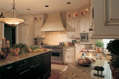 Country Kitchen Tile Backsplash : American Tile And Stone. Llc