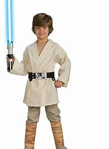 Deluxe Luke Skywalker Costume | Boys Star Wars Halloween ...