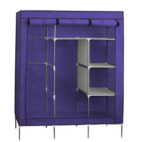 Portable Closet Rack by Item Description