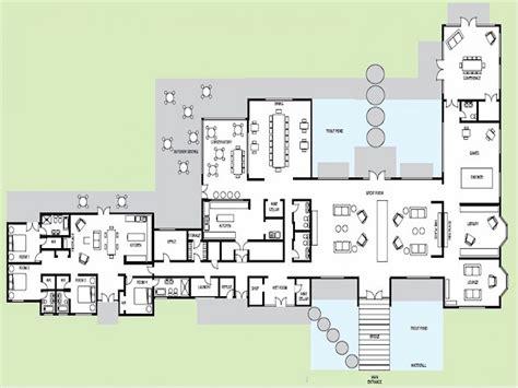 hunting lodge floor plans lodge designs floor plans log