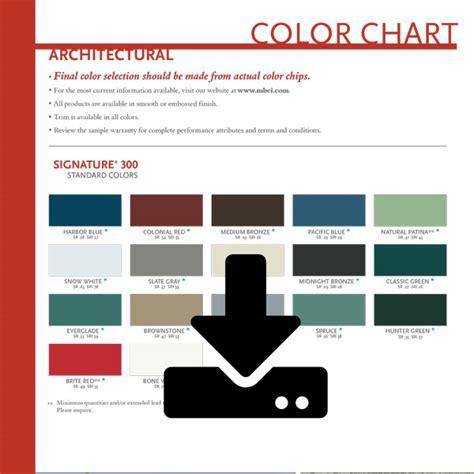 mbci color chart mbci architectural color chart steve lanning