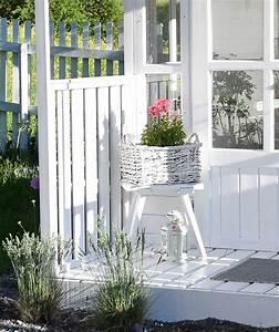 Einfaches Gemüse Für Den Garten : romantische deko f r den garten sch n bei dir by depot ~ Lizthompson.info Haus und Dekorationen
