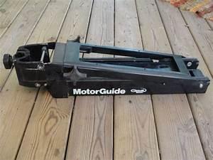 Motorguide Gator Mount Parts List