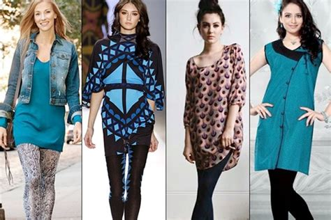 Women Tunic Tops To Style With Leggings