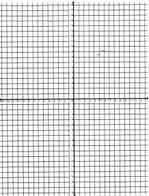 Printable Coordinate Plane Graph Paper Grid 30 X 30