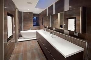 Swanbourne Duplex 2012 - Contemporary - Bathroom - Perth ...