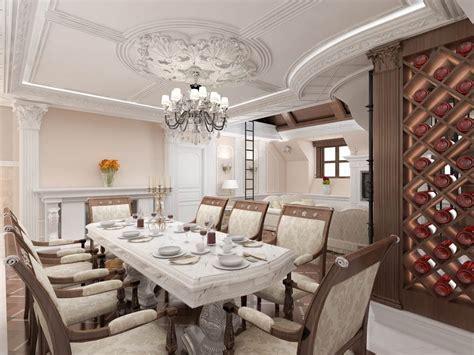 ultra luxury dining room designs