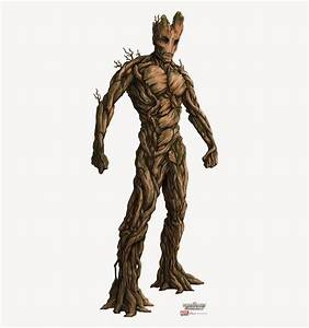 Fashion and Action: Groot - Guardians of the Galaxy Art ...